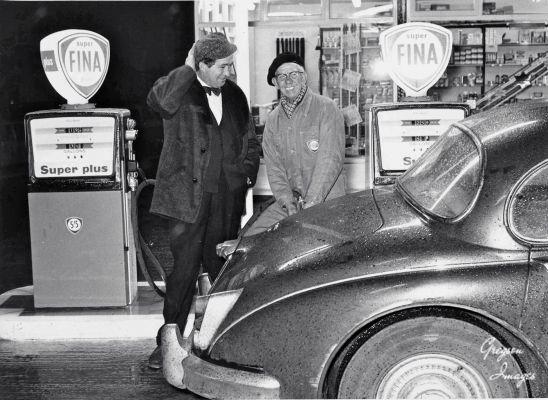 45-Dad-at-a-garage-opening-1962