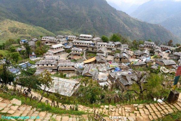 230-Old-Ghandruk-a-vegetarian-village